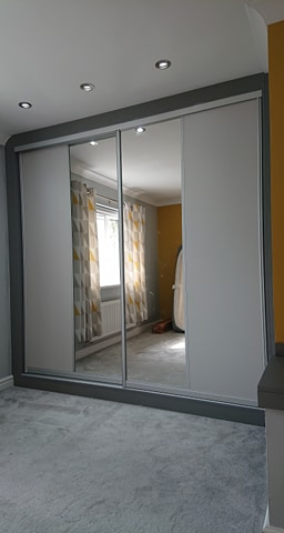 sliding mirror doors - nkimprovements.co.uk